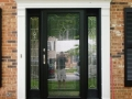 Add a storm door to your project. Our storms will keep the cold out and protect your entry door for many years to come.