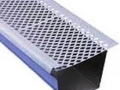 Add gutter protection to your project. Mesh gutter guards are a cost effective way to slow down cleaning.