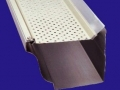 Leaf Relief offers maximum protection and strength while still allowing water to flow freely into the gutter.