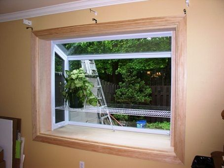 go green with our garden window it adds affordable interior space to any kitchen