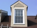 Dormer capping is available in colors too. We can keep the original integrity of your home while keeping wood peckers, carpenter bees, and painters away.