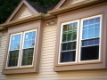 We have colors too! We can usually match the capping to your existing trim. White windows with tan capping looks great.