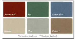 Charter Oak Energy Elite Architectural Color Collection